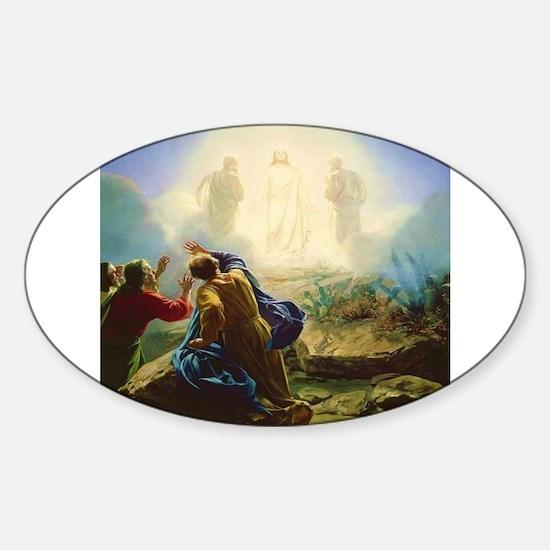 The Transfiguration of Jesus Decal