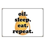 oil.sleep.eat.repeat Banner