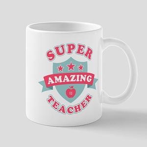 Super Amazing Teacher Mug