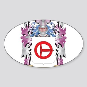 Nale Coat of Arms - Family Crest Sticker