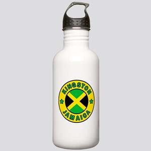 Kingston Jamaica Stainless Water Bottle 1.0L