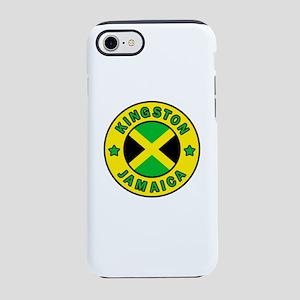 Kingston Jamaica iPhone 8/7 Tough Case