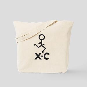 Cross Country X-C Tote Bag