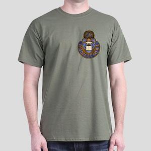 Chaplain Crest Dark T-Shirt