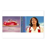 Blaise Anti-gravity Sleigh Mug Postcards (Package