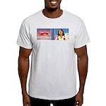 Blaise Anti-gravity Sleigh Mug T-Shirt