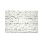 Essential Oil Handwrit Rectangle Magnet (100 pack)