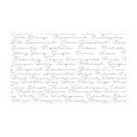 Essential Oil Handwritten 35x21 Wall Decal