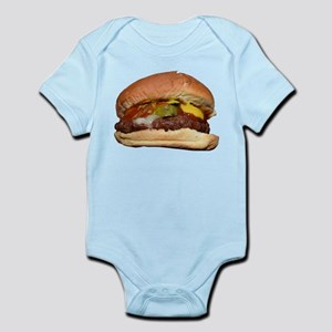 Grilled Hamburger Body Suit