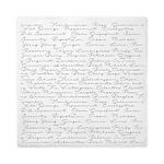 Essential Oil Handwritten Queen Duvet