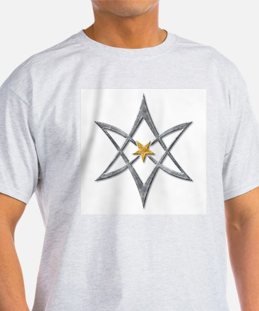 3-D Hexagram T-Shirt