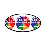 Aspie logo Patch