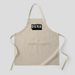RENT DURM Apron