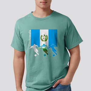 Guatemala Soccer Women's Dark T-Shirt