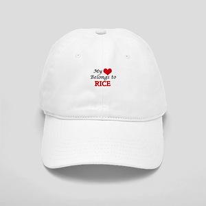 My Heart belongs to Rice Cap