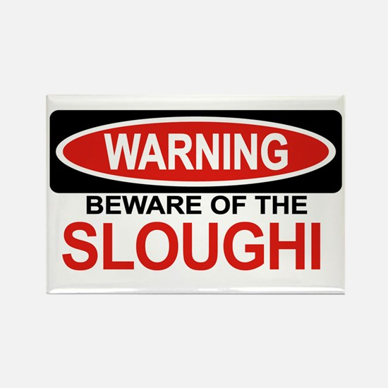 SLOUGHI Rectangle Magnet (10 pack)