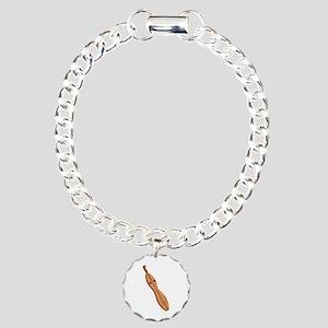 Dulcimer Musical Instrument Bracelet