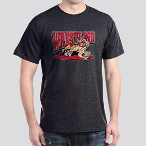 Wrestling Takedown Dark T-Shirt