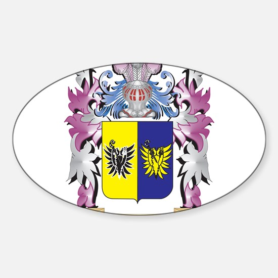 Nestor Coat of Arms - Family Crest Decal