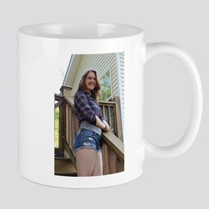 Cover Girl Elizabeth Paige! Mugs