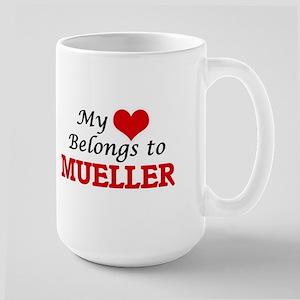 My Heart belongs to Mueller Mugs