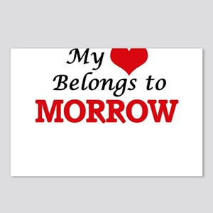 My Heart belongs to Morro Postcards (Package of 8)