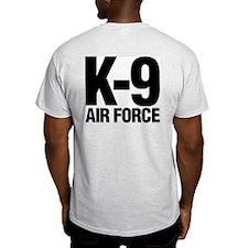 MWD K-9 AIR FORCE Light T-Shirt