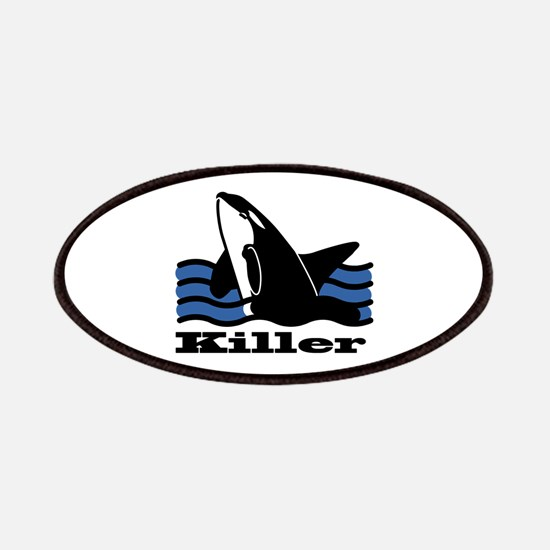 Killer Whale Patch
