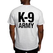 MWD K-9 ARMY Light T-Shirt