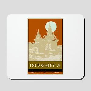 Indonesia Mousepad