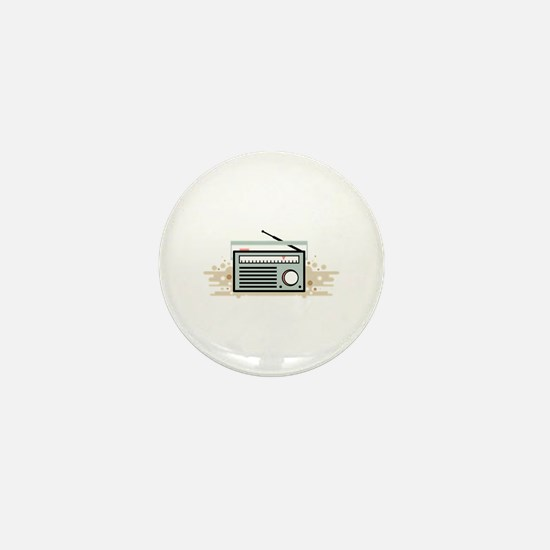 Radio Mini Button