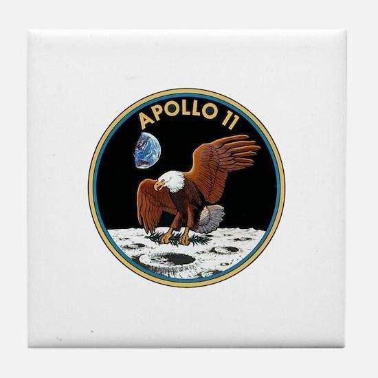 Apollo XI Tile Coaster