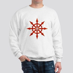 Chaos Wheel Sweatshirt