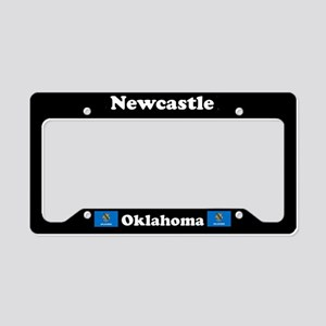 Newcastle OK - LPF License Plate Holder