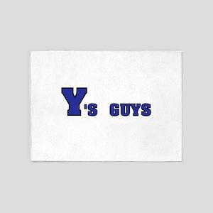 YS GUYS 5'x7'Area Rug
