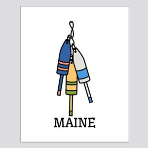 Maine Buoys Posters