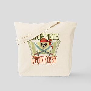 Captain Korbin Tote Bag