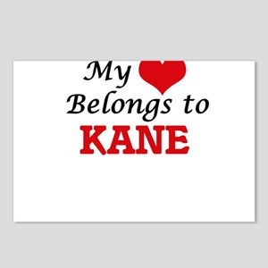 My Heart belongs to Kane Postcards (Package of 8)