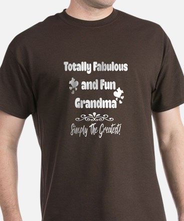 Unique Simply grandma T-Shirt