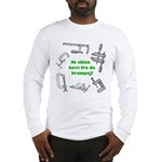 Clamps Long Sleeve T-Shirt