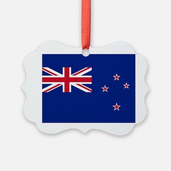 Flag of New Zealand Ornament