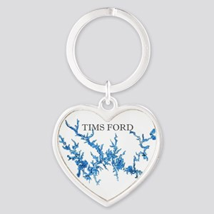 Tims Ford Lake Keychains