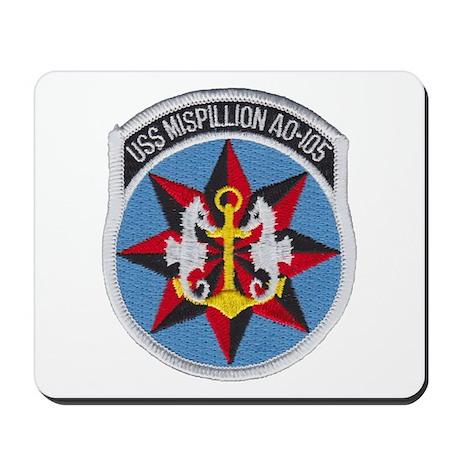 USS MISPILLION Mousepad