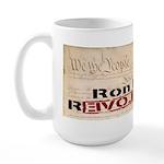 Ron Paul Preamble Large Mug