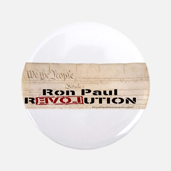 "Ron Paul Preamble 3.5"" Button"