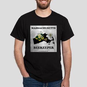 Massachusetts Beekeeper Dark T-Shirt