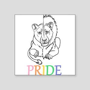 Lion(ess) Pride Sticker