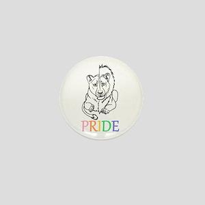 Lion(ess) Pride Mini Button