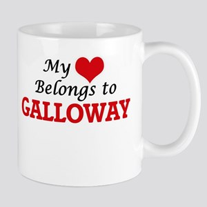 My Heart belongs to Galloway Mugs