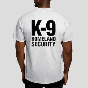 MWD K-9 HOMELAND SECURITY Light T-Shirt